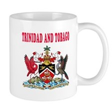 Trinidad and Tobago Coat Of Arms Designs Mug