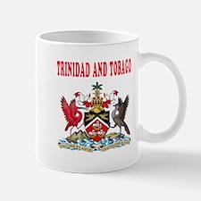 Trinidad and Tobago Coat Of Arms Designs Mug
