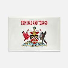 Trinidad and Tobago Coat Of Arms Designs Rectangle