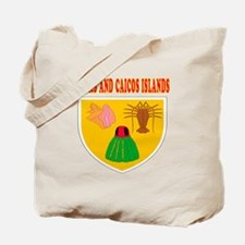 Turks and Caicos Islands Coat Of Arms Designs Tote