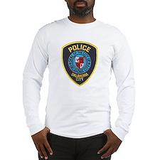 OK City Police Long Sleeve T-Shirt