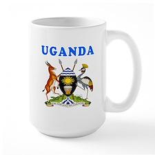 Uganda Coat Of Arms Designs Mug