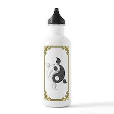 Yin and Yang Water Bottle