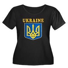 Ukraine Coat Of Arms Designs T