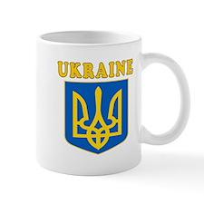 Ukraine Coat Of Arms Designs Mug