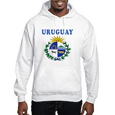 Uruguay Coat Of Arms Designs Hoodie