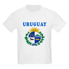 Uruguay Coat Of Arms Designs T-Shirt