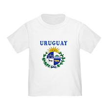 Uruguay Coat Of Arms Designs T