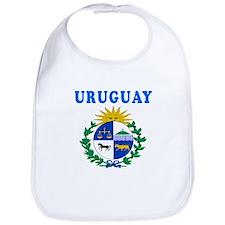 Uruguay Coat Of Arms Designs Bib