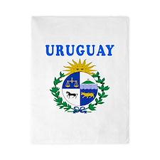 Uruguay Coat Of Arms Designs Twin Duvet