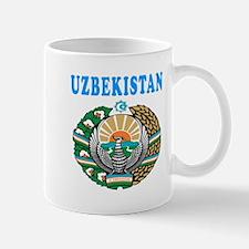 Uzbekistan Coat Of Arms Designs Mug