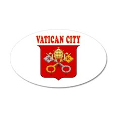 Vatican City Coat Of Arms Designs Wall Decal