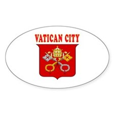 Vatican City Coat Of Arms Designs Decal
