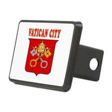 Vatican City Coat Of Arms Designs Hitch Cover