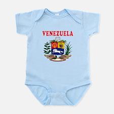 Venezuela Coat Of Arms Designs Infant Bodysuit