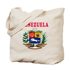 Venezuela Coat Of Arms Designs Tote Bag