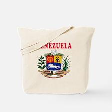 Venezuela Coat Of Arms Designs Tote Bag