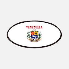 Venezuela Coat Of Arms Designs Patches