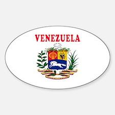 Venezuela Coat Of Arms Designs Decal