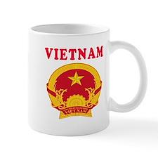 Vietnam Coat Of Arms Designs Mug