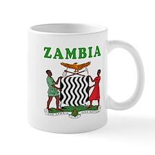 Zambia Coat Of Arms Designs Mug