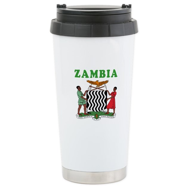 Zambia coat of arms designs stainless steel travel by for Kitchen designs zambia