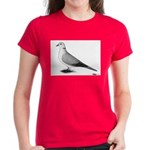Ringneck Dove Standard Women's Dark T-Shirt