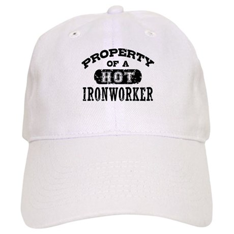 Property of a Hot Ironworker Cap