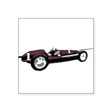 Boyle Maserati Indy Car Sticker