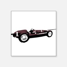 Boyle Maserati Indy Car Sticker
