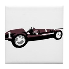 Boyle Maserati Indy Car Tile Coaster