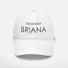 Remember Briana Baseball Baseball Cap