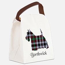 Terrier - Borthwick Canvas Lunch Bag