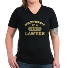 Property of a Hot Lawyer Shirt