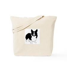 Love My Corgi Tote Bag