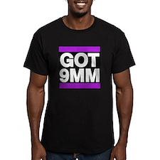 got 9mm purple T-Shirt