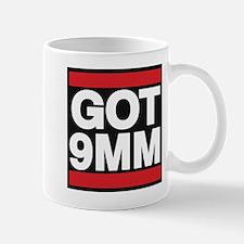 got 9mm red Mug