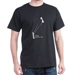 iQuad, therefore I am.<br> Dark T-Shirt