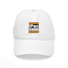 ipac 9mm orange Baseball Baseball Cap