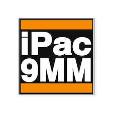 ipac 9mm orange Sticker
