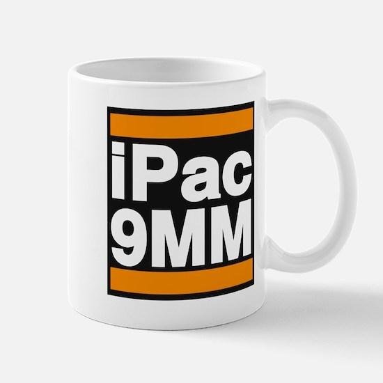 ipac 9mm orange Mug