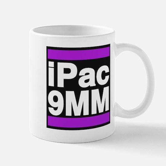 ipac 9mm purple Mug