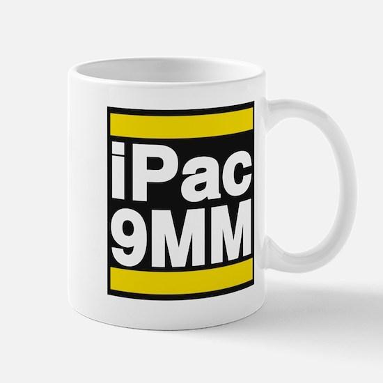 ipac 9mm yellow Mug