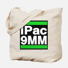 ipac 9mm green Tote Bag