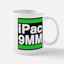 ipac 9mm green Mug