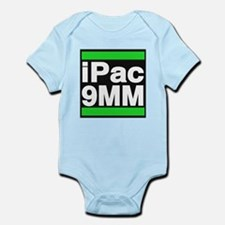 ipac 9mm green Body Suit