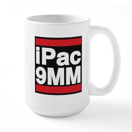 ipac 9mm red Mug