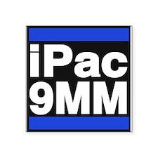 ipac 9mm blue Sticker