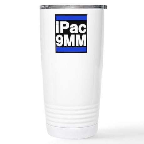 ipac 9mm blue Travel Mug