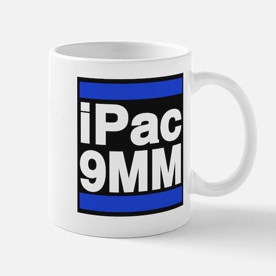 ipac 9mm blue Mug
